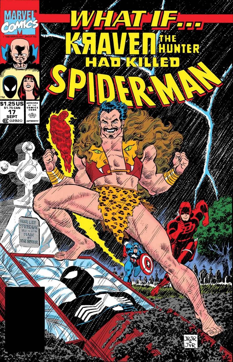 True Believers One-Shot What If Kraven Hunter Killed Spider-Man