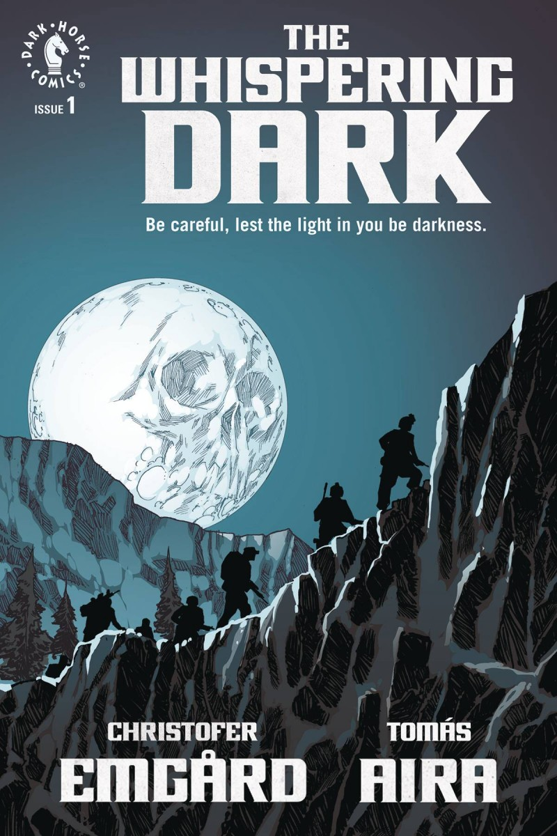 Whispering Dark #1