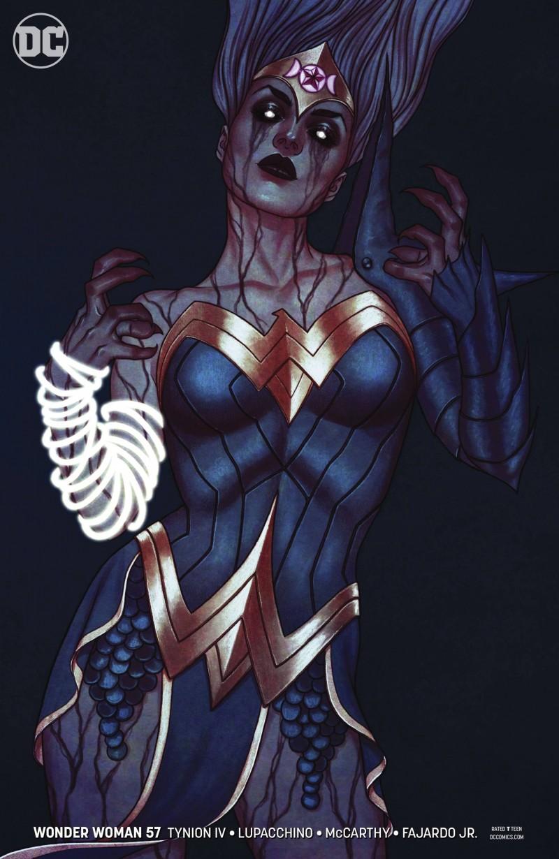 Wonder Woman V5 #57 CVR B