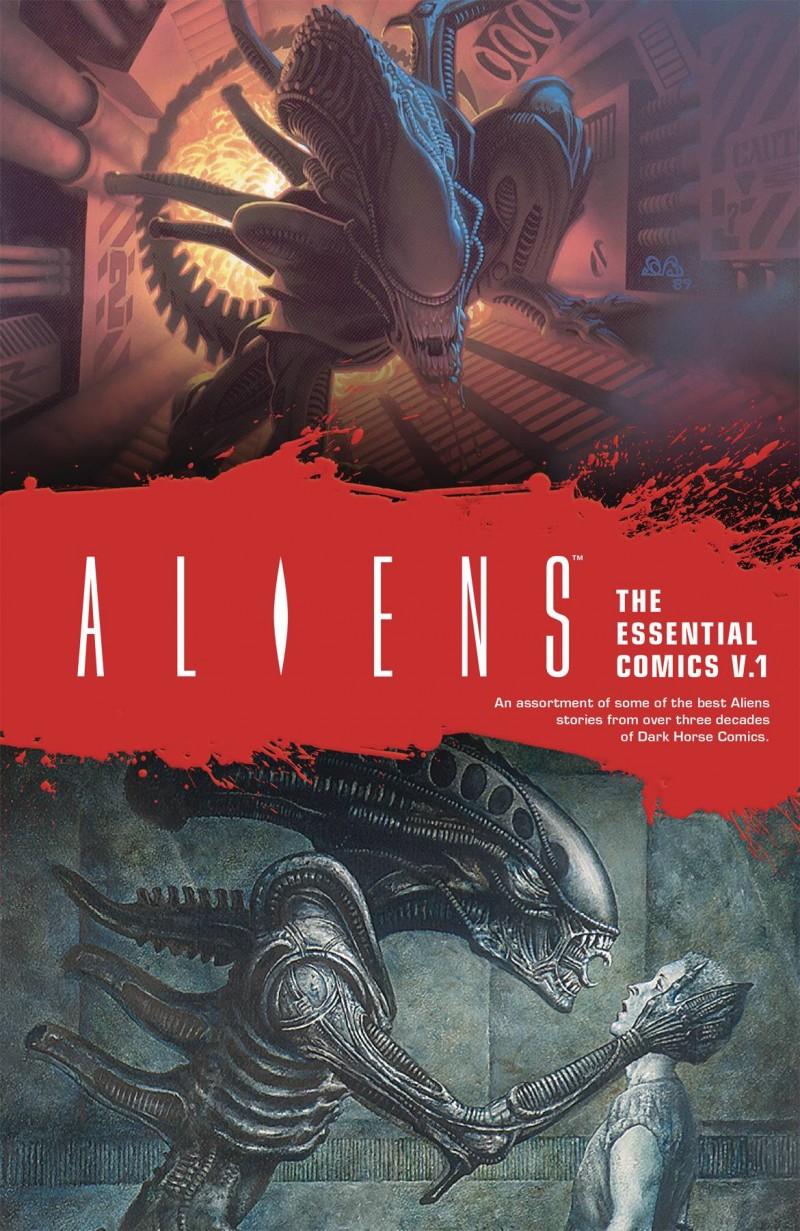 Aliens TP the Essential Comics Collection V1