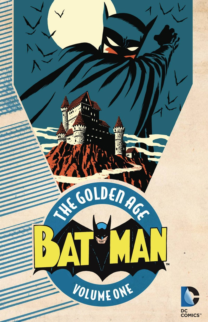 Batman TP the Golden Age