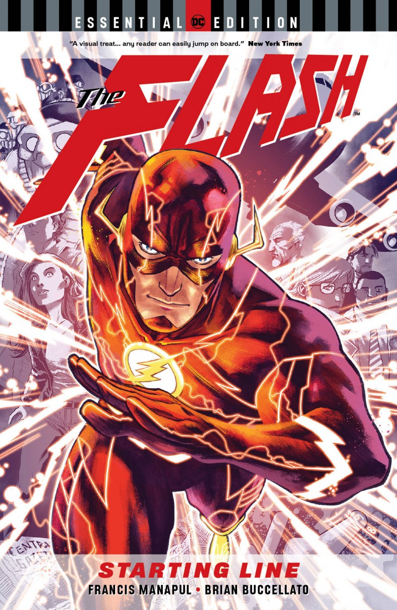 Flash TP Starting Line Essential Edition