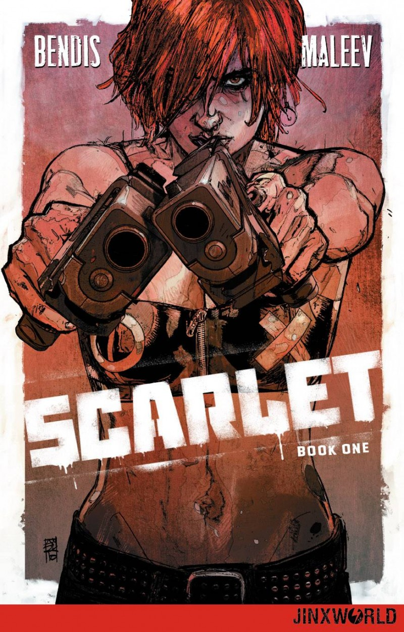 Scarlet TP V1