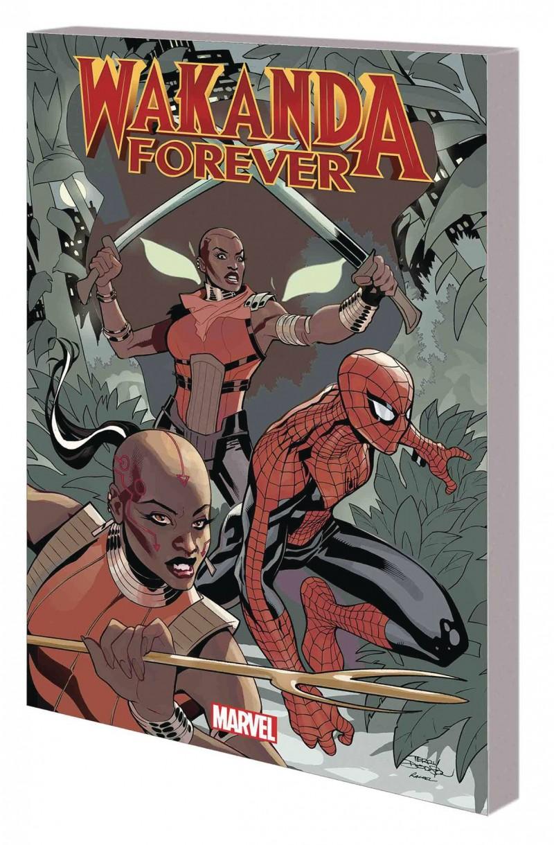 Wakanda Forever TP
