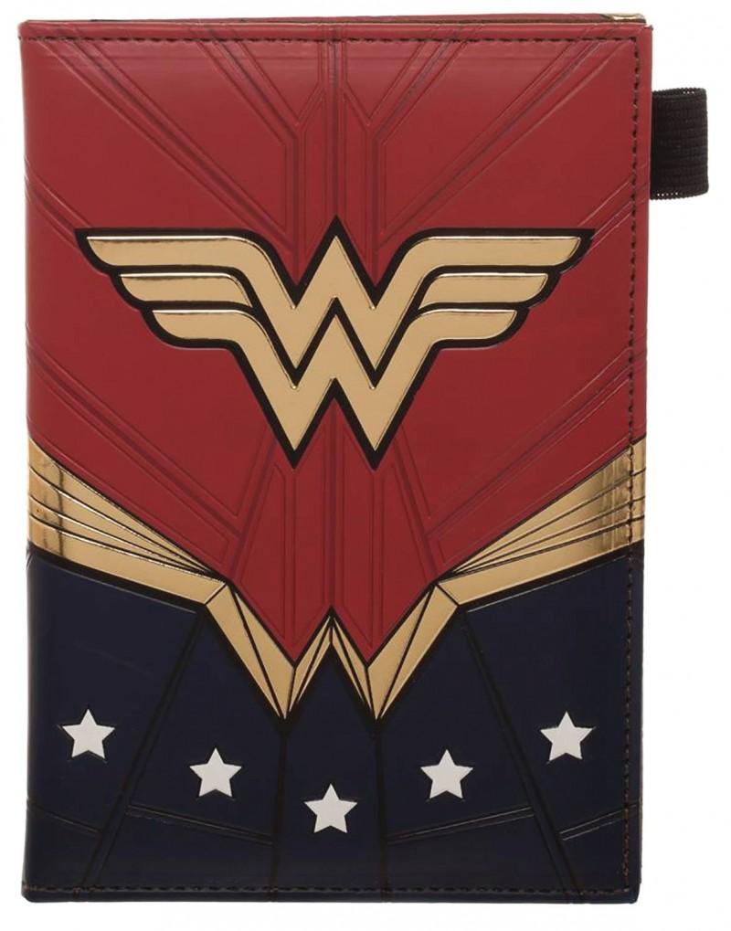 DC Wallet Passport Style Wonder Woman