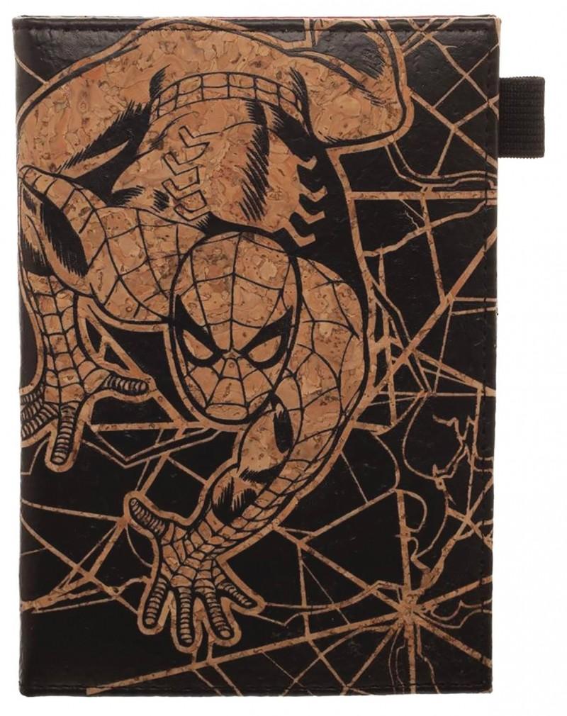 Marvel Wallet Passport Style Spider-Man