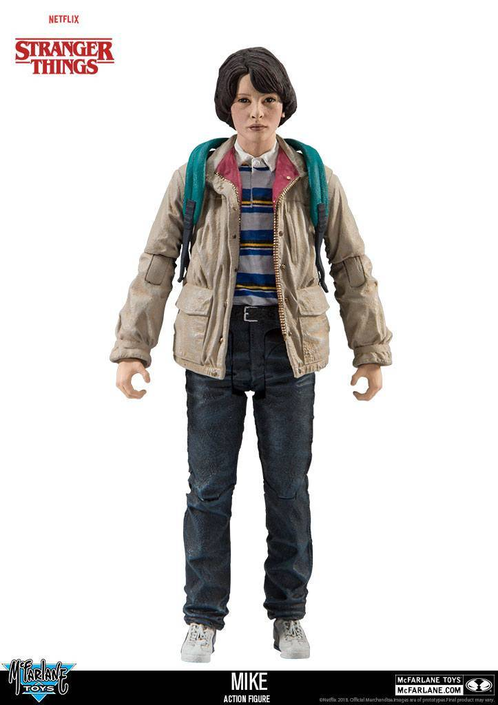 Stranger Things 7inch AF Mike