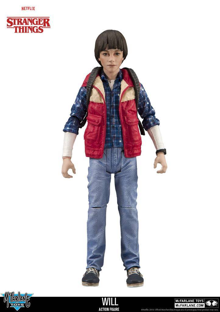 Stranger Things 7inch AF Will