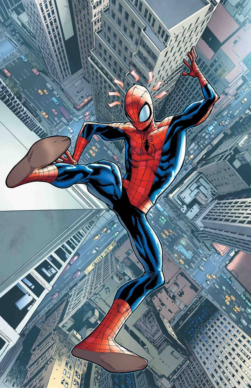 Amazing Spider-Man V5 #8