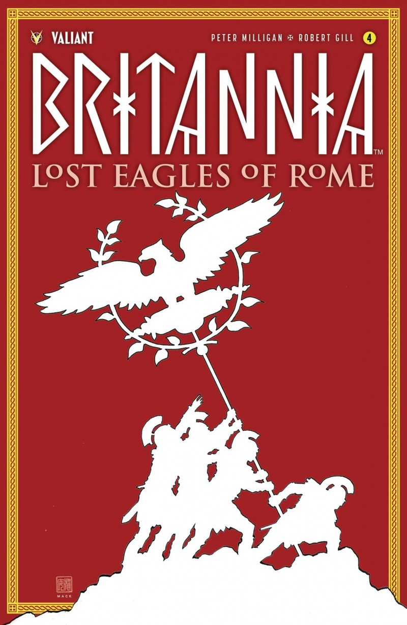 Britannia Lost Eagles of Rome #4 CVR A Mack