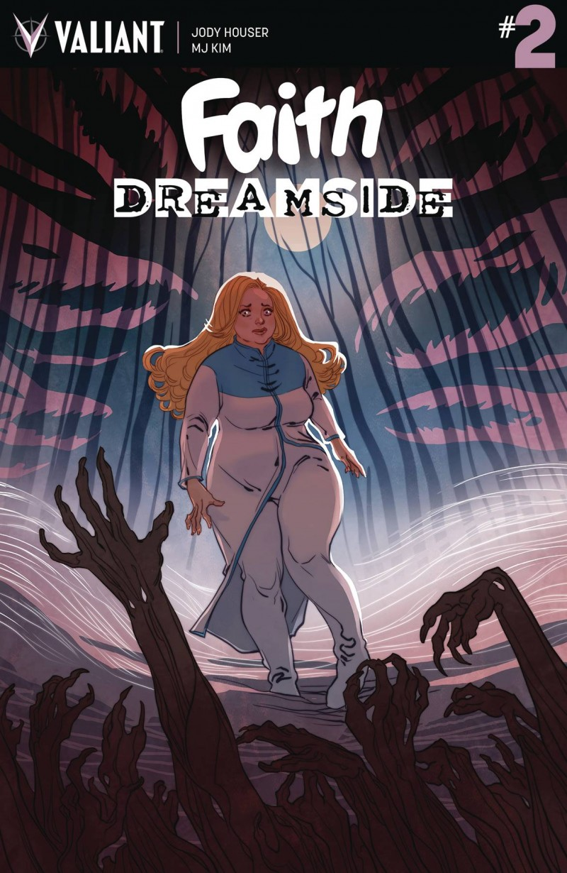 Faith Dreamside #2 CVR A Sauvage