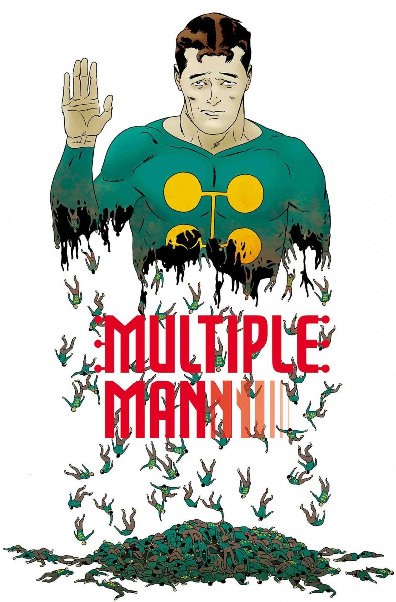 Multiple Man #5