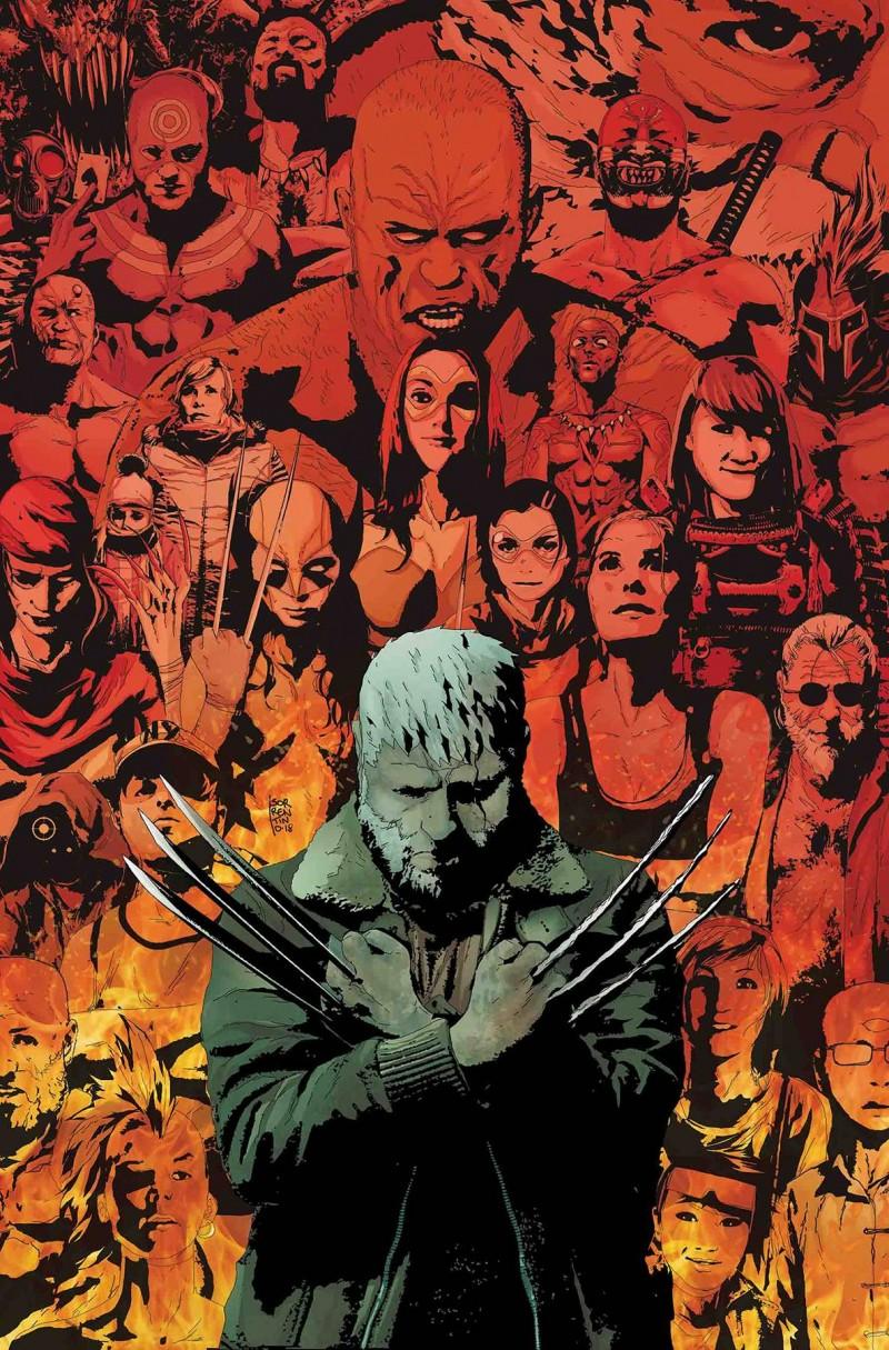 Old Man Logan V2 #50