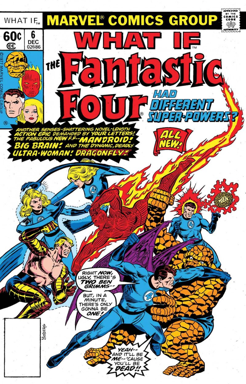 True Believers One-Shot What If the FF Had Different Super-powers