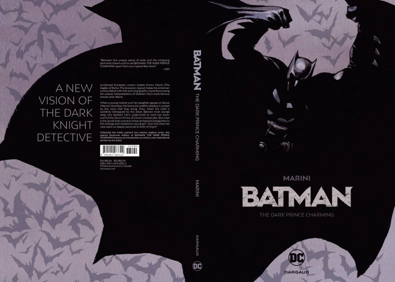 Batman HC the Dark Prince Charming Complete Edition