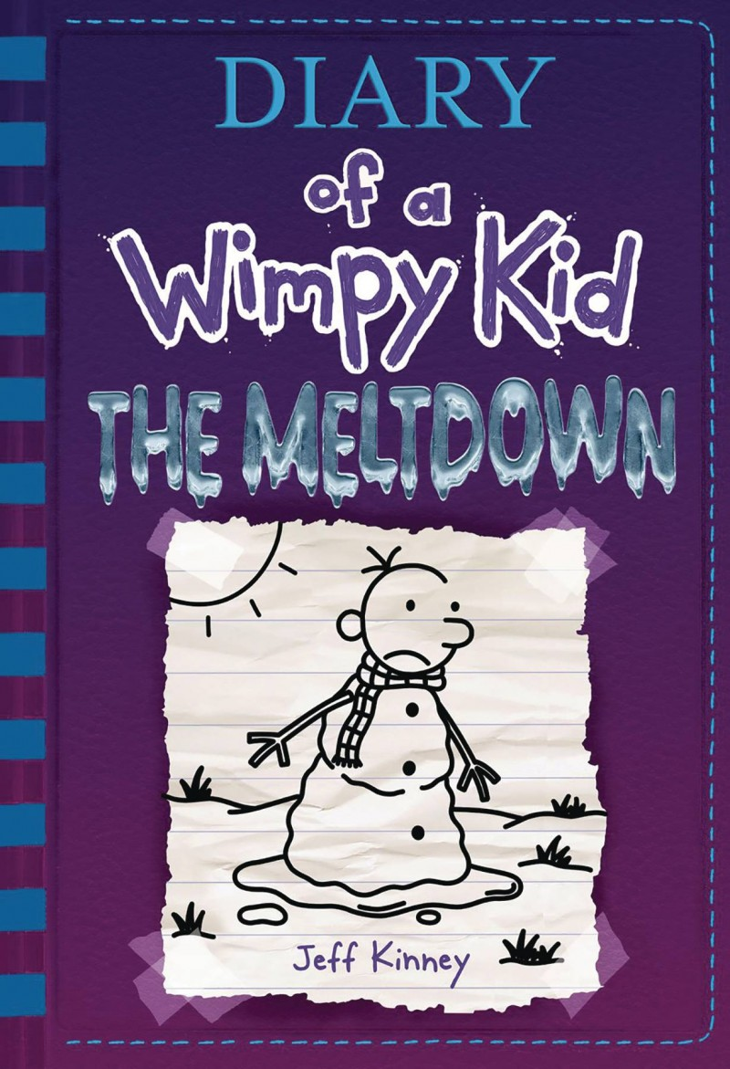 Diary of a Wimpy Kid HC V13 Meltdown