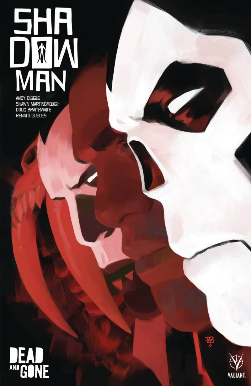 Shadowman TP 2018 V2 Dead and Gone