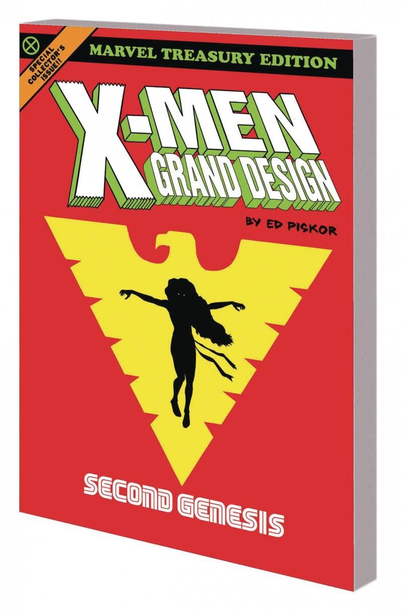 X-Men TP Grand Design Second Genesis