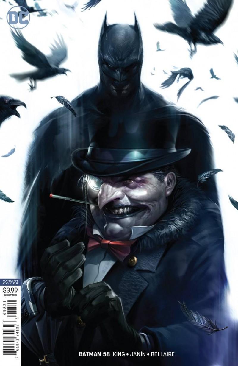 Batman V3 #58 CVR B
