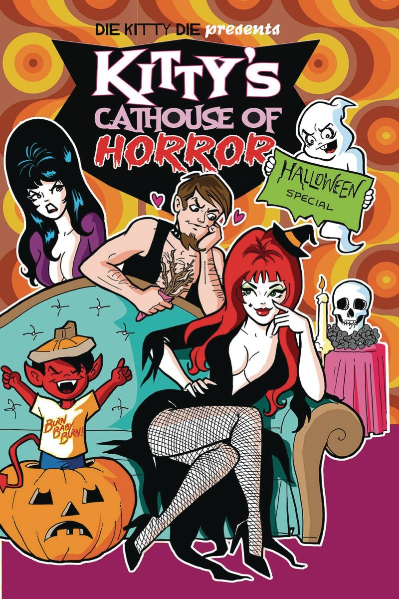 Die Kitty Die! Cathouse of Horror Special