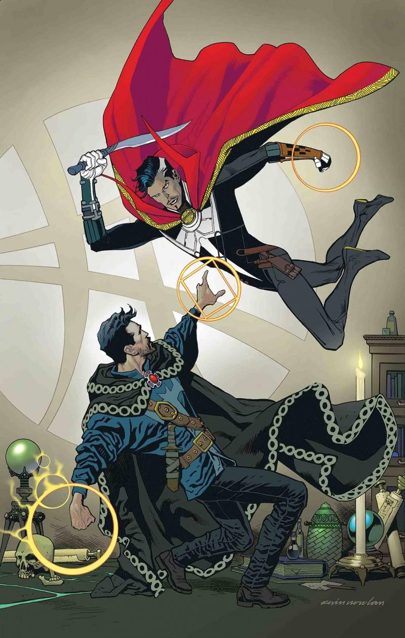 Doctor Strange V4 #7