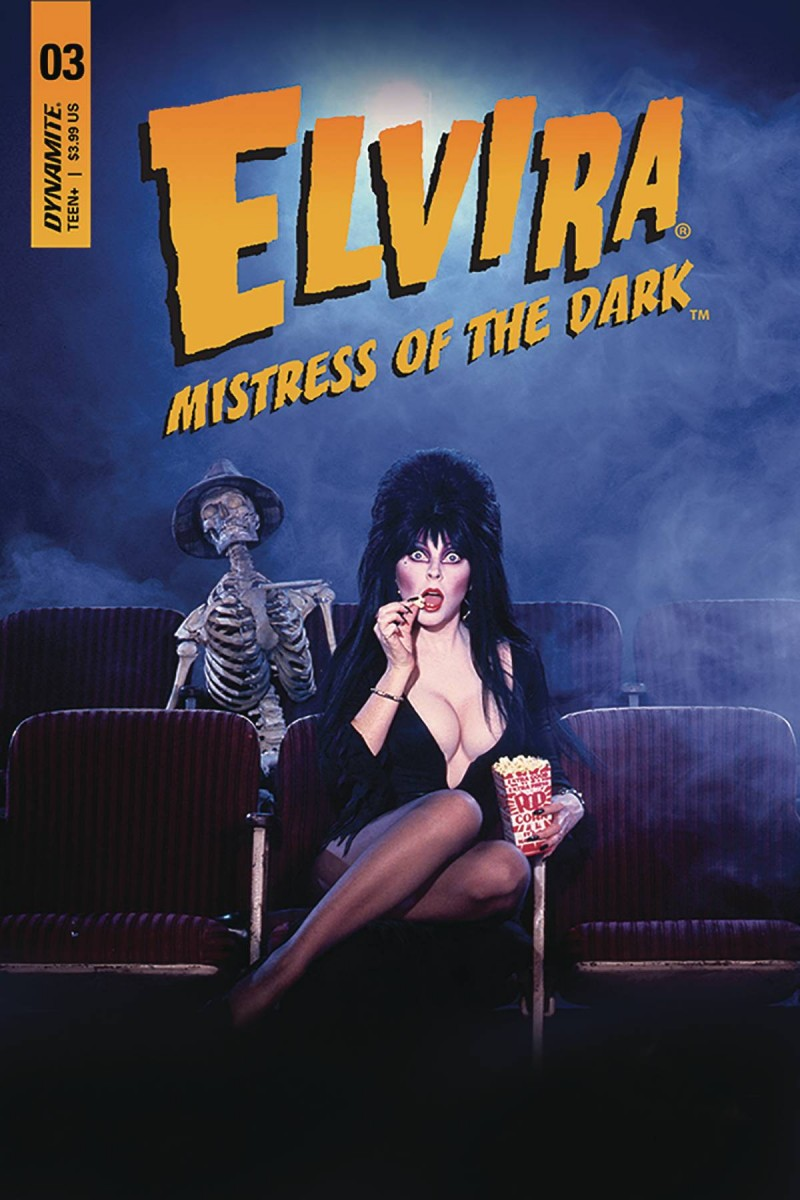 Elvira Mistress of Dark #3 CVR D Photo
