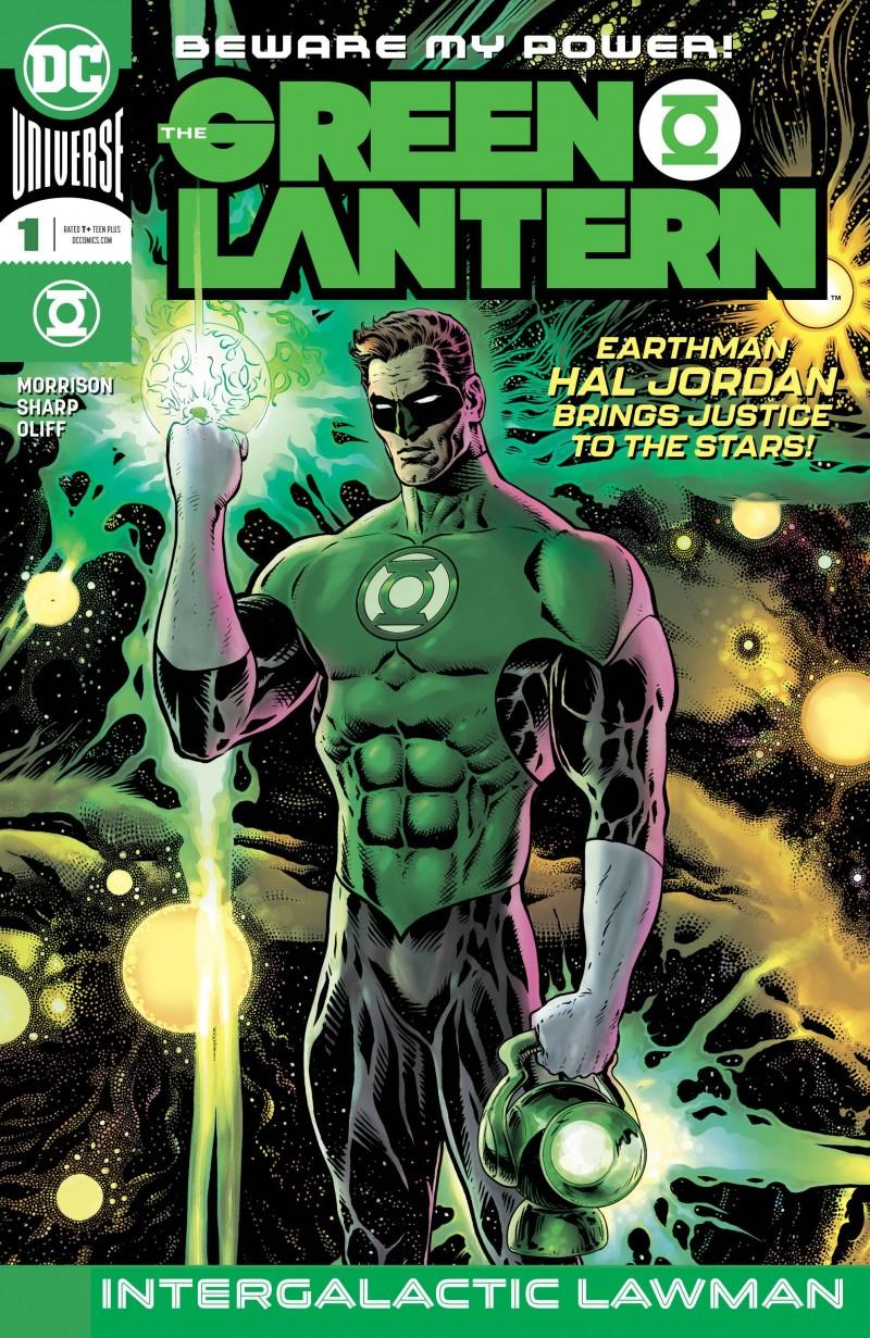 Green Lantern  #1 CVR A