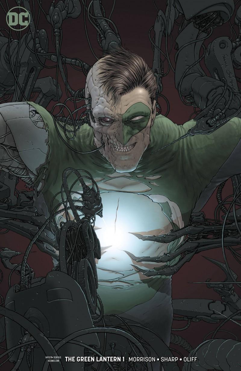 Green Lantern V6 #1 CVR B