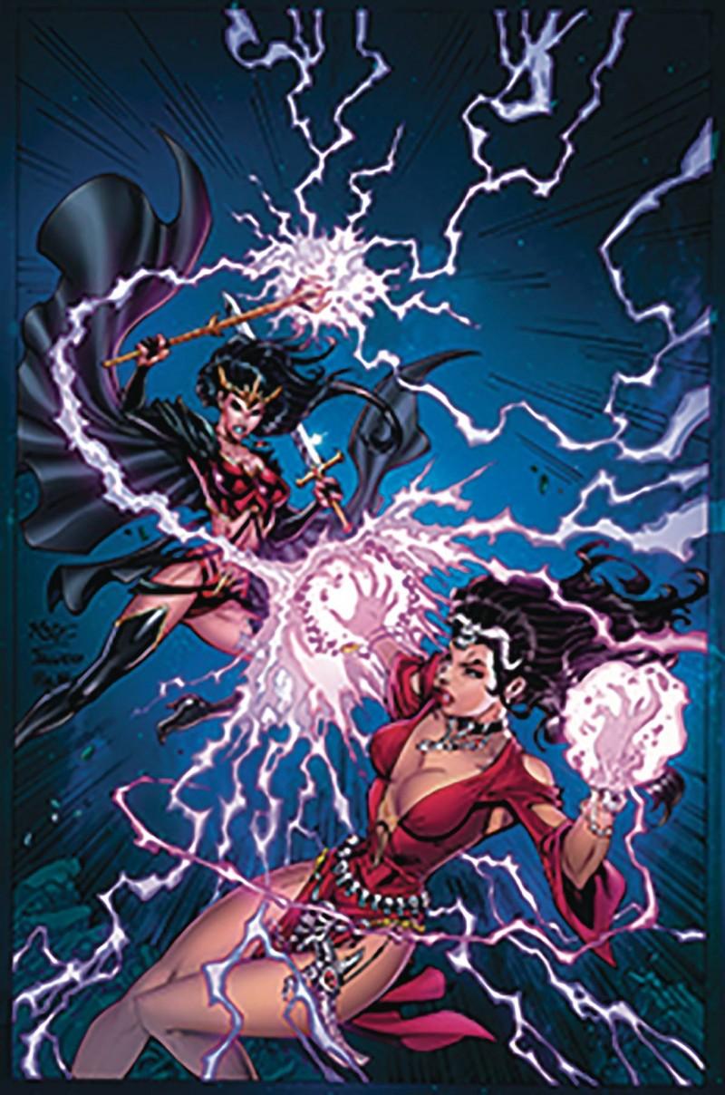 Grimm Fairy Tales  #23 CVR B Royle