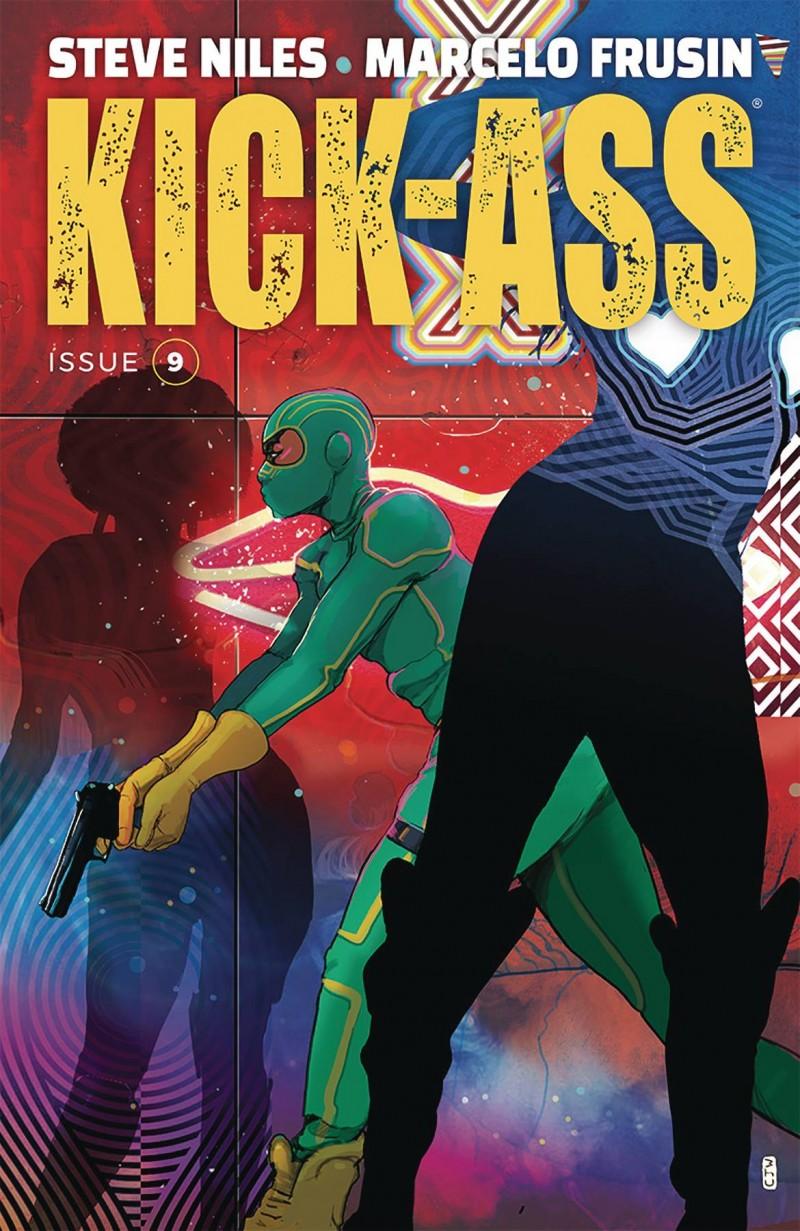 Kick-Ass V4 #9 CVR C Ward