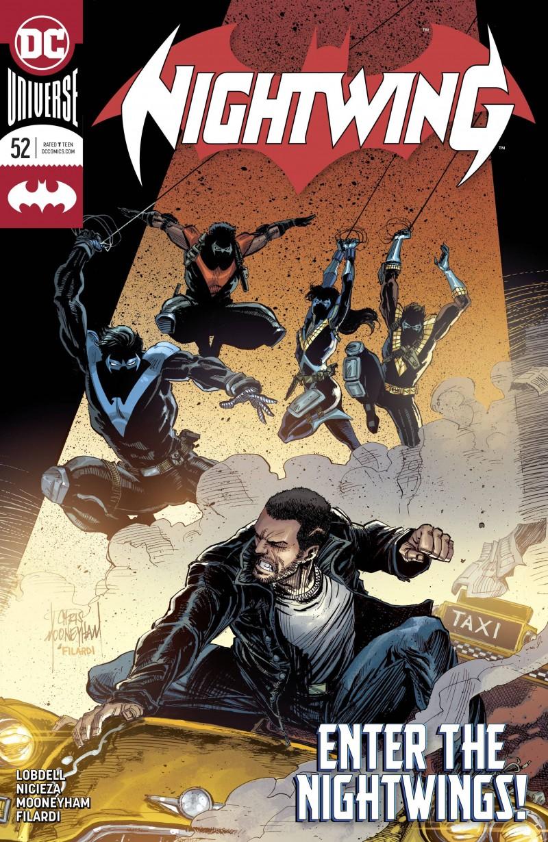 Nightwing  #52 CVR A