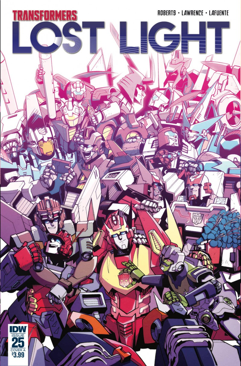 Transformers Lost Light #25