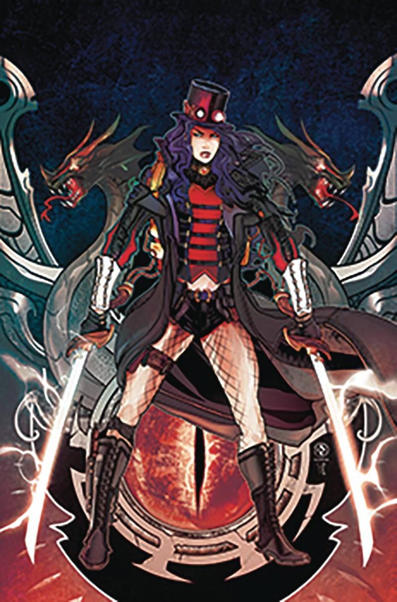 Van Helsing Sword of Heaven #1 CVR E Colapietro