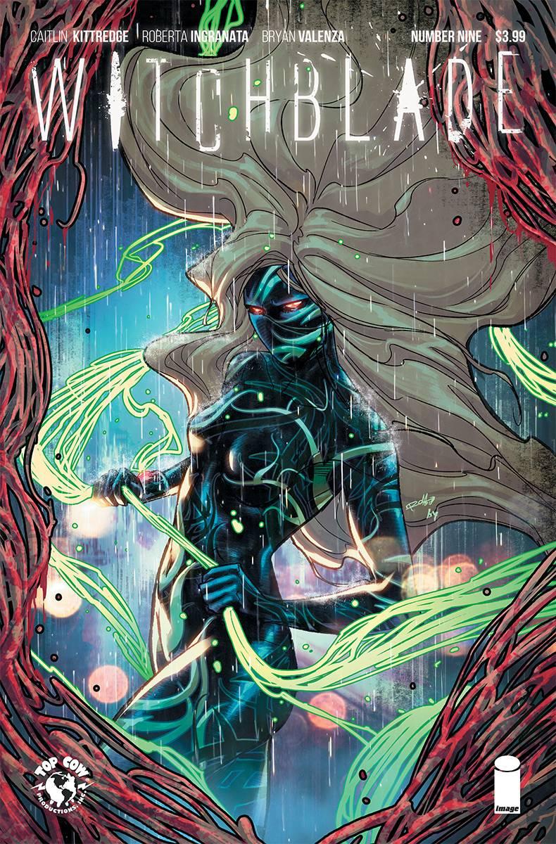 Witchblade V2 #9