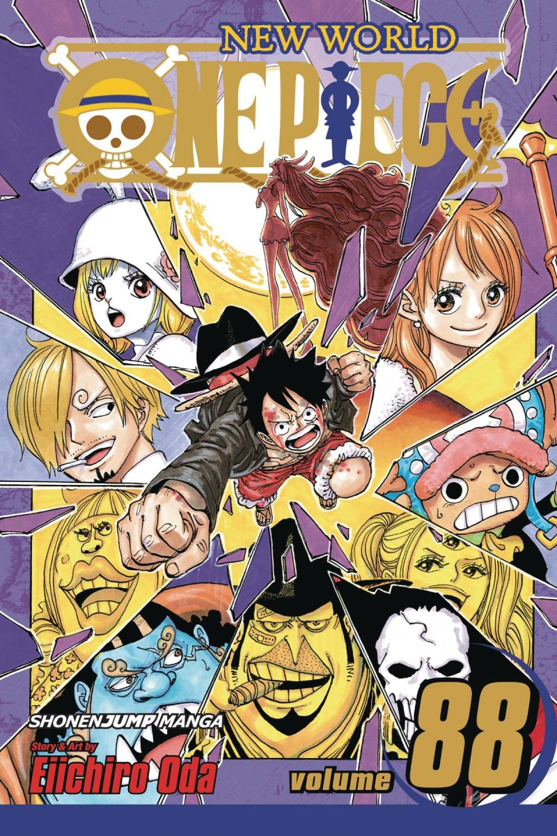 One Piece GN V88