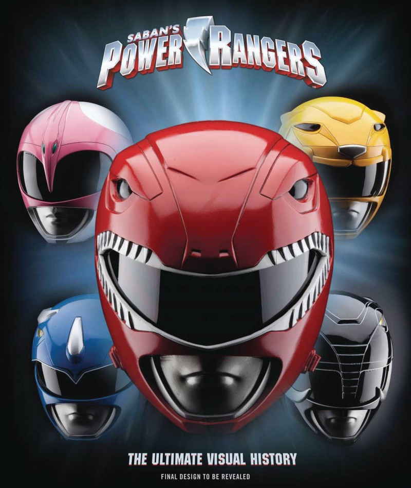 Power Rangers HC Ultimate Visual History