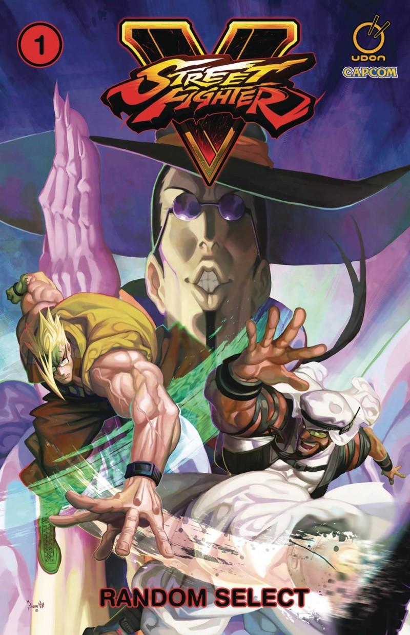Street Fighter TP Street Fighter V V1 Random Select