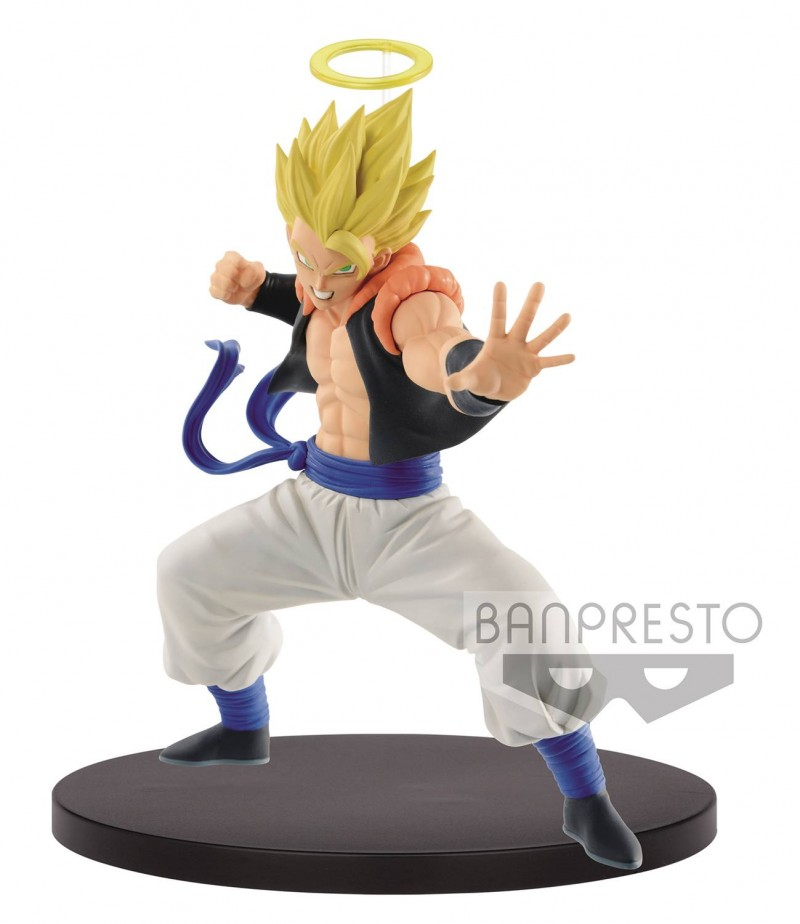 DBZ World Figure Colosseum In China Gogeta