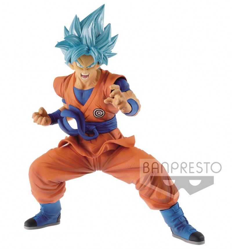 Dragon Ball Super Heroes Transcendence Art  Figure Goku