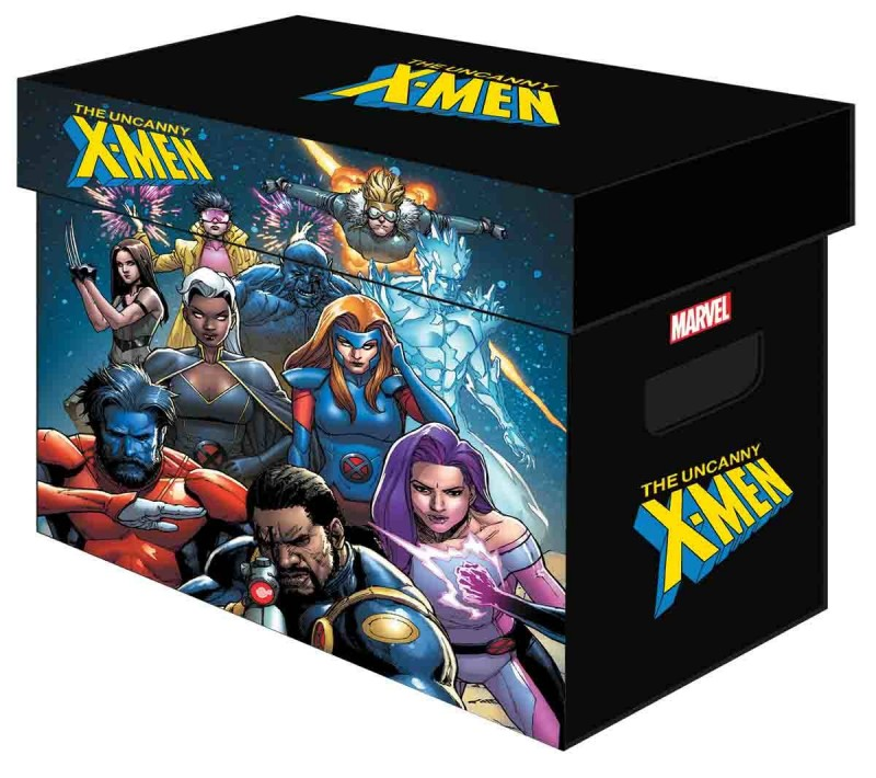 Marvel Comics Short Box Uncanny X-Men