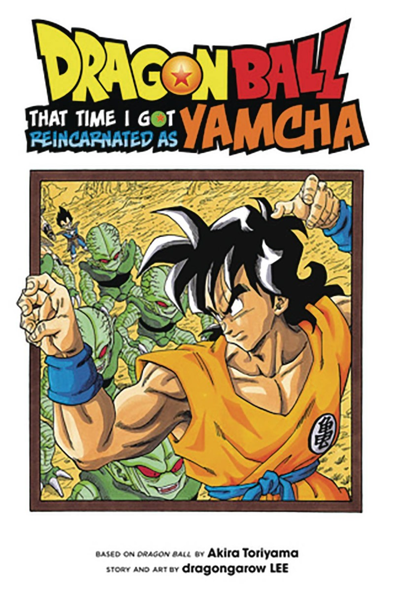 Dragon Ball GN That Time Reincarnated as Yamcha V1