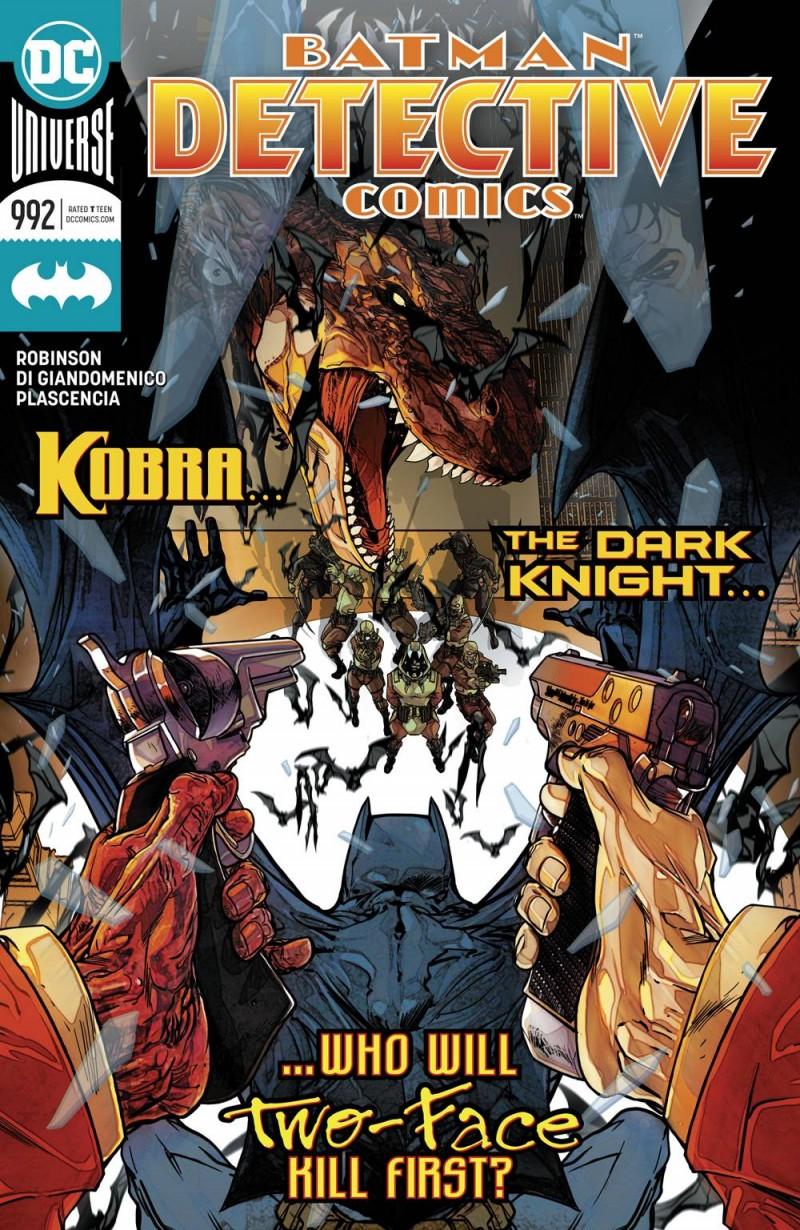 Detective Comics #992 CVR A
