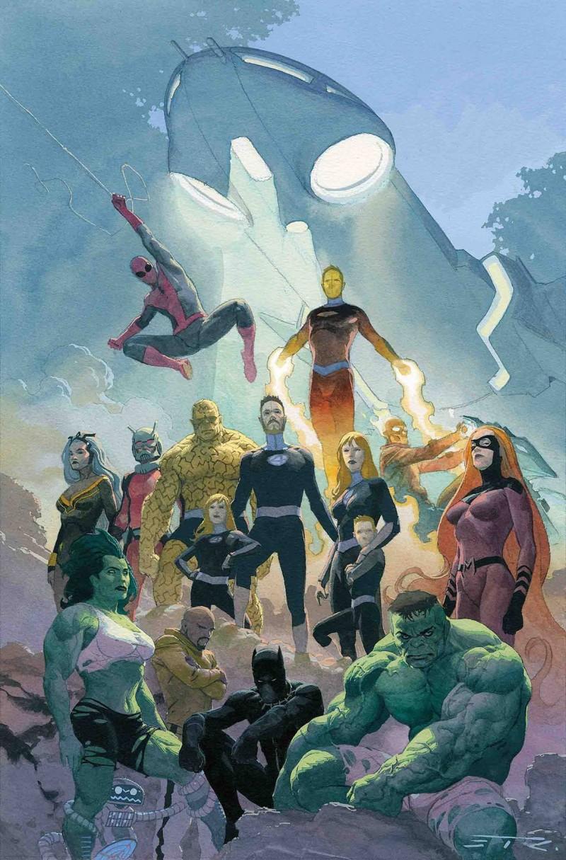 Fantastic Four V7 #3