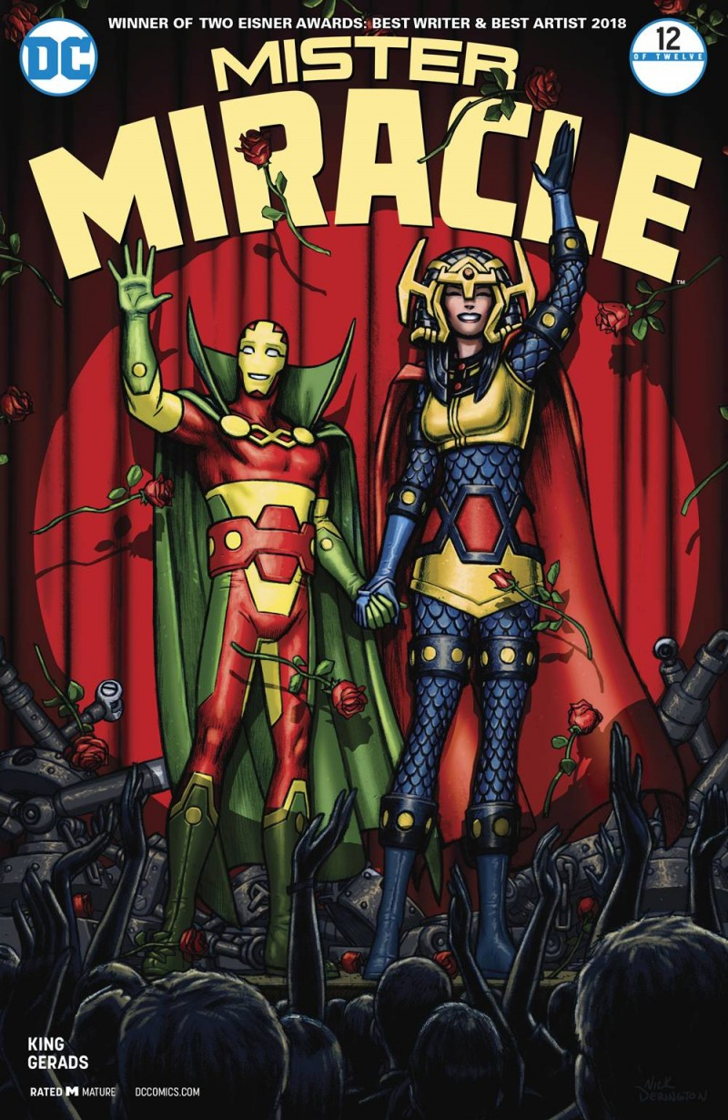 Mister Miracle #12 CVR A