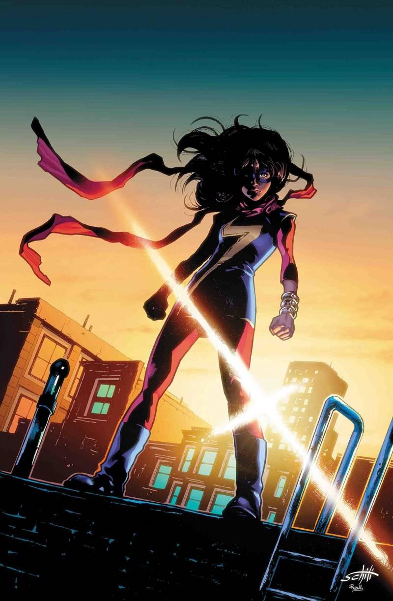 Ms Marvel V4 #36