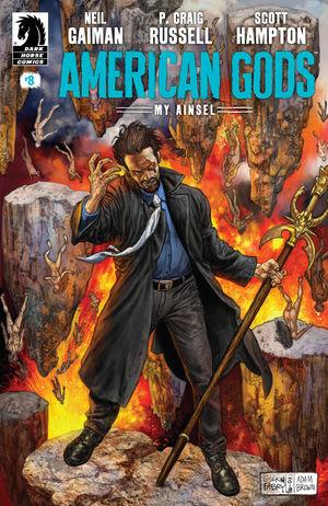 Neil Gaiman American Gods My Ainsel #8 CVR A Fabry