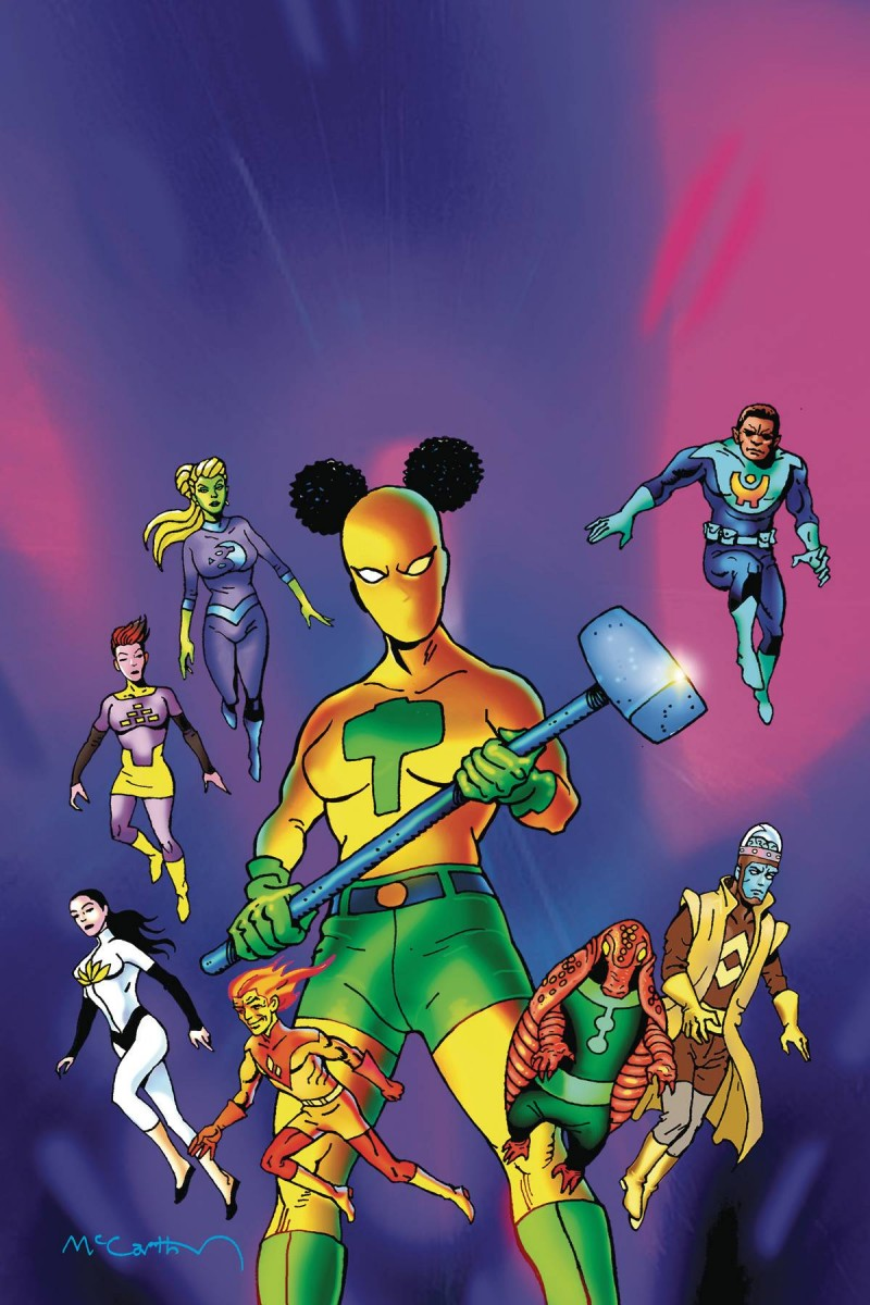 Quantum Age From the World of Black Hammer #4 CVR B