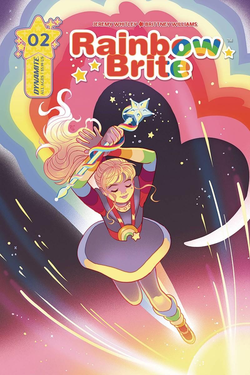 Rainbow Brite #2 CVR A Ganucheau