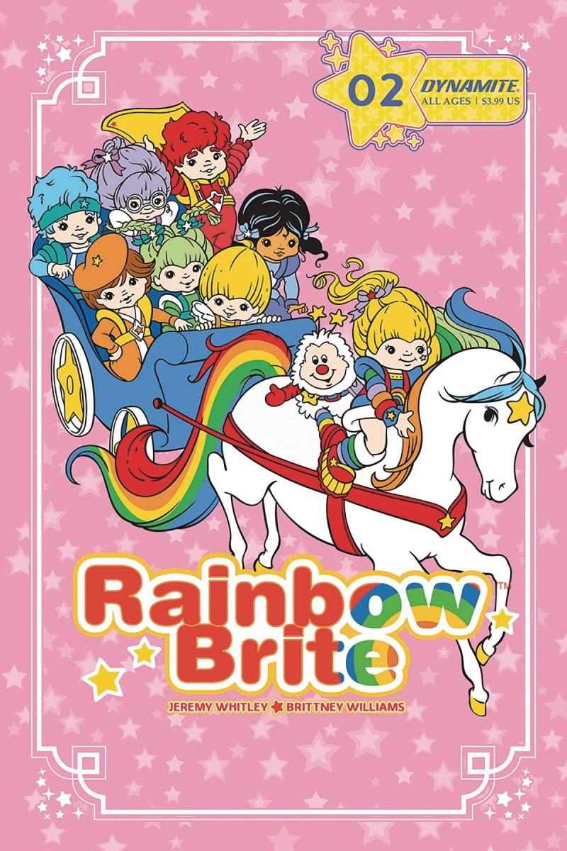 Rainbow Brite #2 CVR B Classic