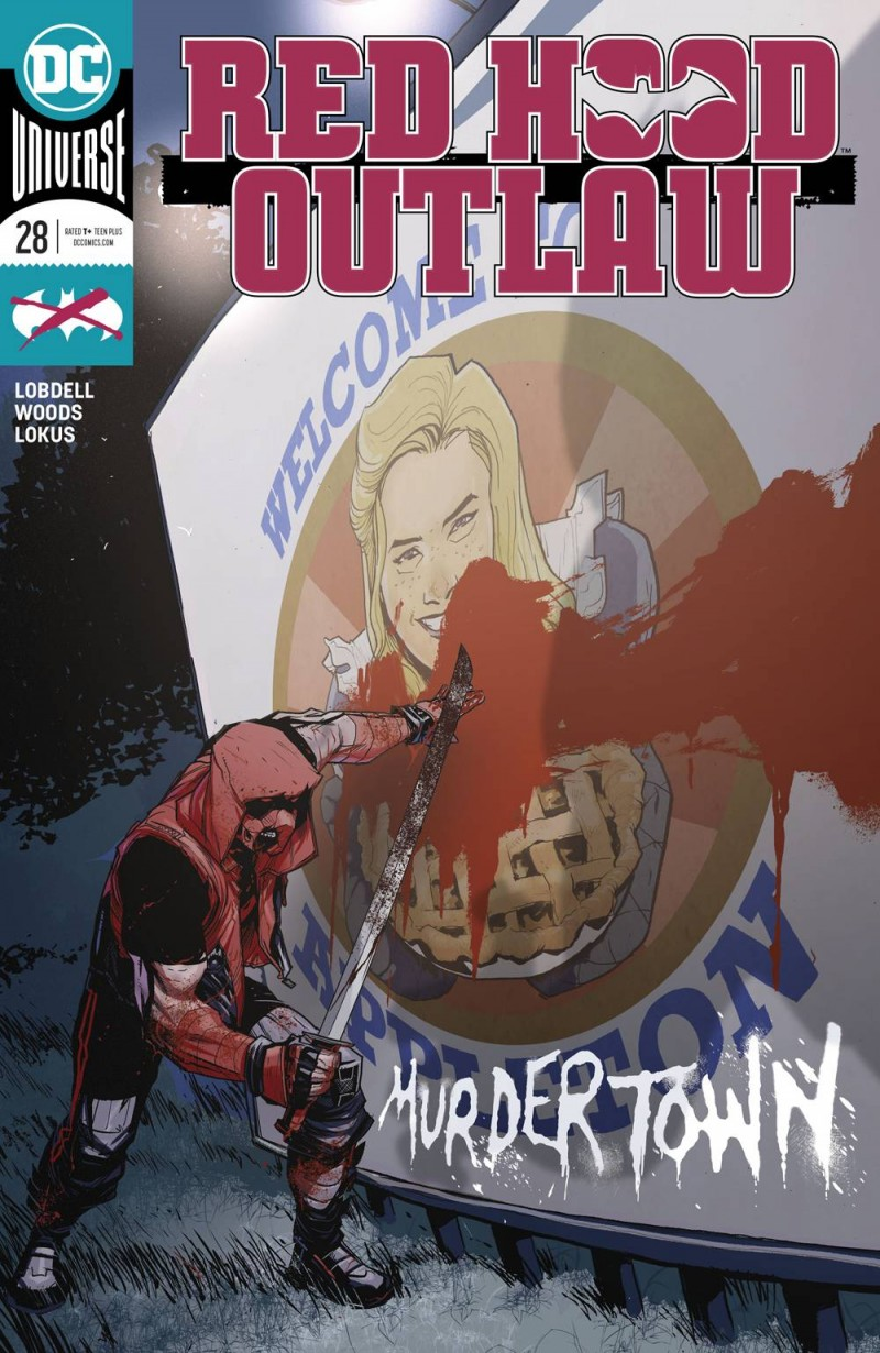 Red Hood Outlaw #28 CVR A